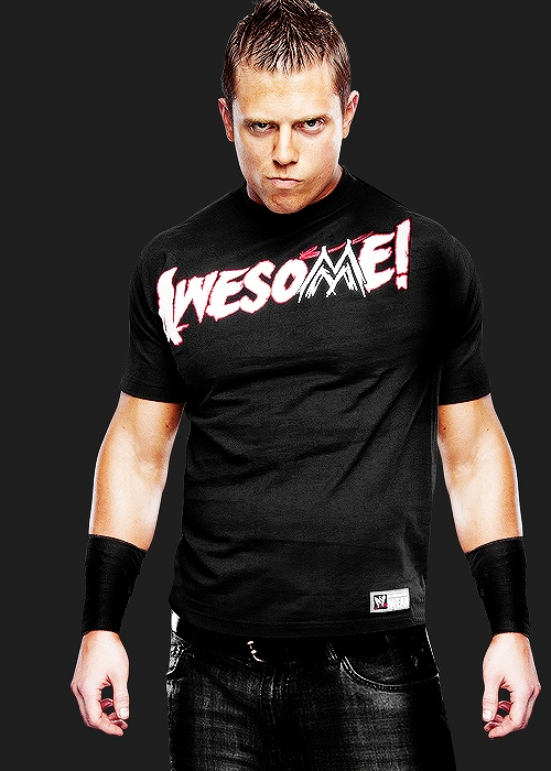 """""""The Awesome One"""" The Miz"""