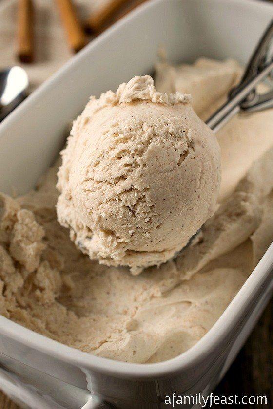 Cooking with Kids - No-Churn Fresh Cinnamon Ice Cream