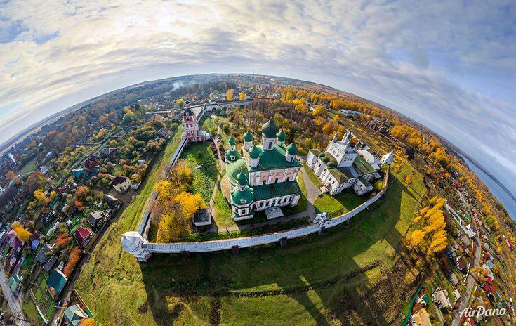 Manastirea Goritsky. Pereslavl-Zalessky, Rusia. Ortodoxia