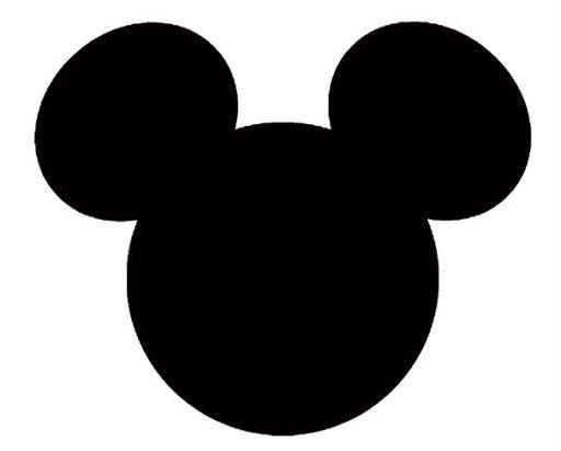 ARTE COM QUIANE - Paps,Moldes,E.V.A,Feltro,Costuras,Fofuchas 3D: idéias para festa Minnie e Mickey com moldes