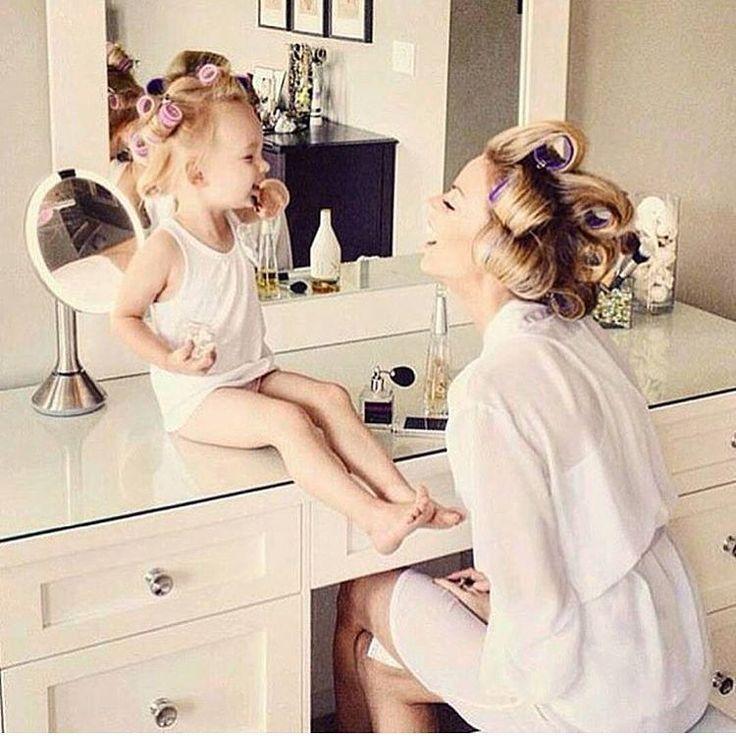 известный мама и дочка картинки юмор сайт