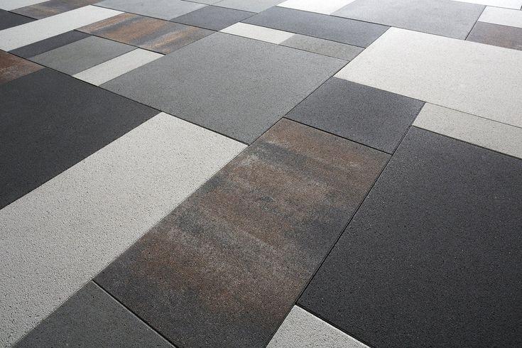 Pavimento para exteriores de areia MEGA by FAVARO1 design João Antonio Ribeiro Ferreira Nunes
