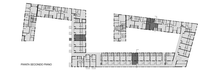 OPERASTUDIO - Competition - Social housing - #AAA architetti cercasi #Milan #typical floor