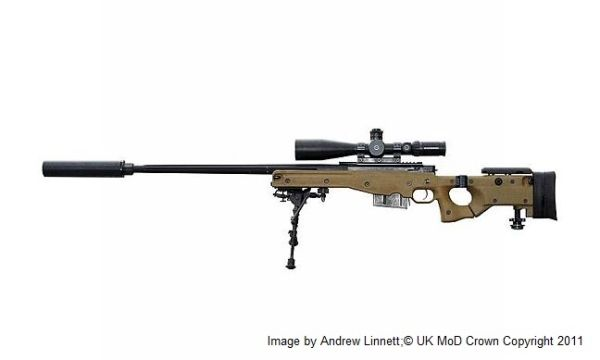M21 Suppressed Sniper Rifle | galleryhip.com - The Hippest ... M110 Sniper Rifle Suppressed