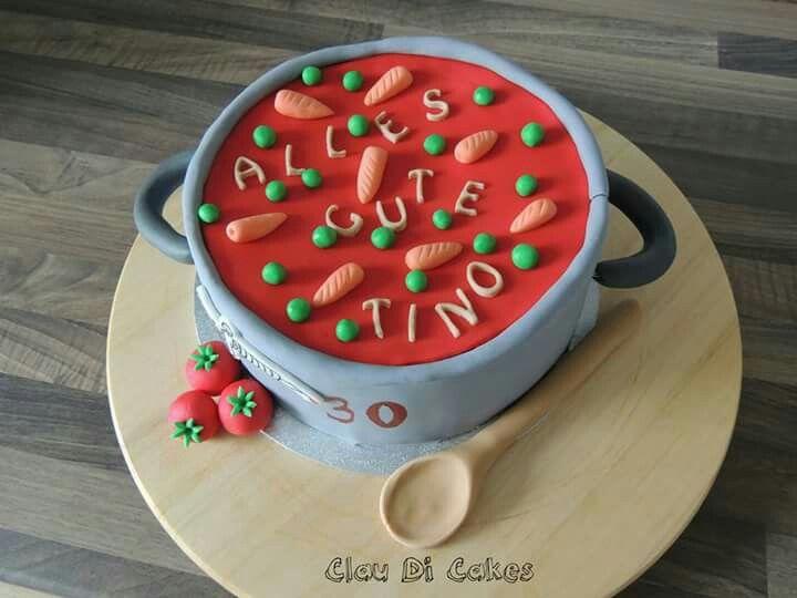 soup pot cake