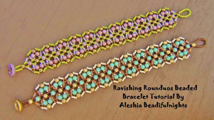Like me on FaceBook: https://www.facebook.com/aleshia.beadifulnights#!/aleshia.beadifulnights Link for Rounduos: http://www.potomacbeads.com/Cup-Buttons-s/29...