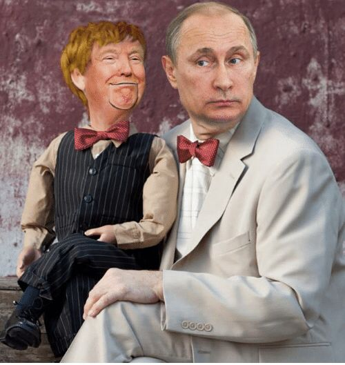 It seems Little Hands Donnie may of had them in the Russian cookie jar.