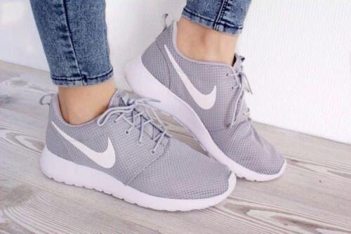 cool, fashion, goals, grey, nike, shoes, white, tanjun