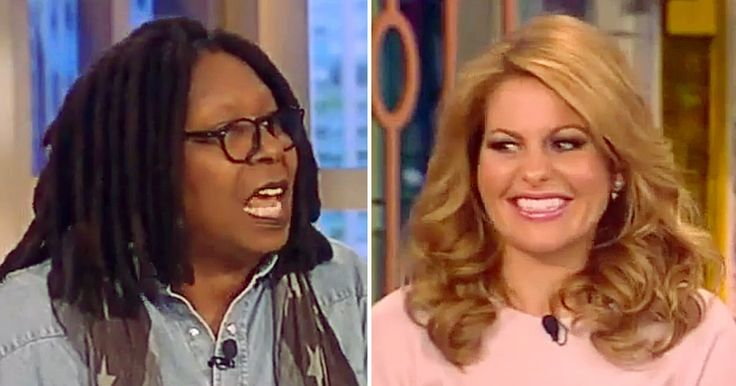 Academy Award winner Whoopi Goldberg called out the Oscars boycott during The View; Plus, find out why Candace Cameron Bure walked out