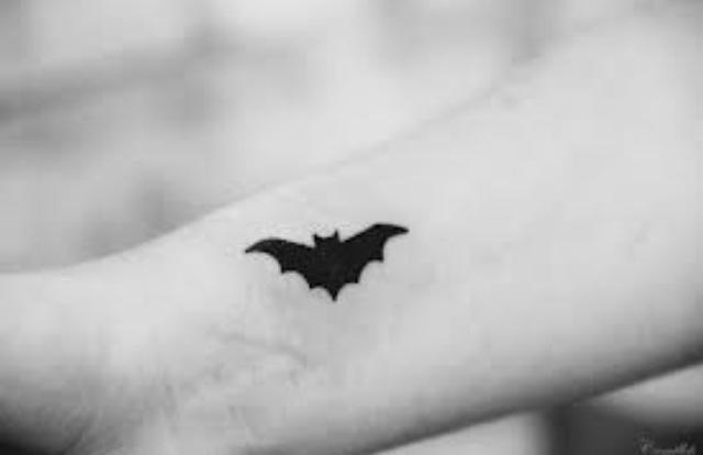Batman tattoo that i really desperately want