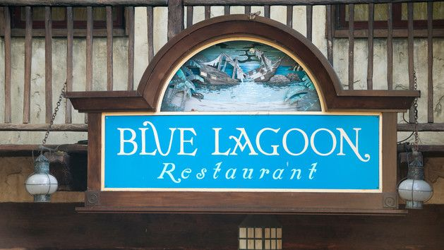 Blue Lagoon Restaurant | Disneyland Paris Restaurants