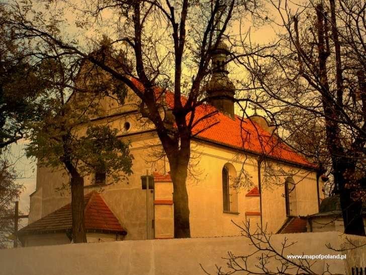 Kościół św. Pawła - Sandomierz