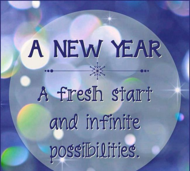 Happy New Year Inspirational Wishes 2018 With Lover Celebration ...