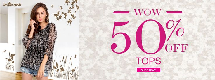 Instacrush Women Clothing Online Store