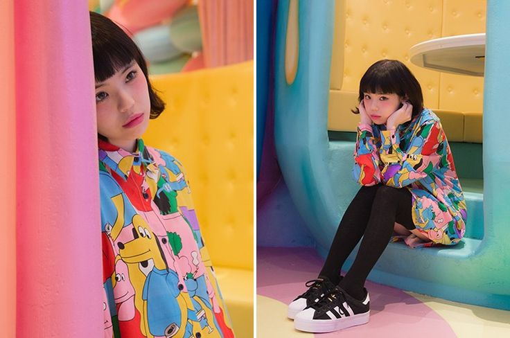Kawaii Kidult Girl – Ayumi Seto | Lazy Oaf Journal