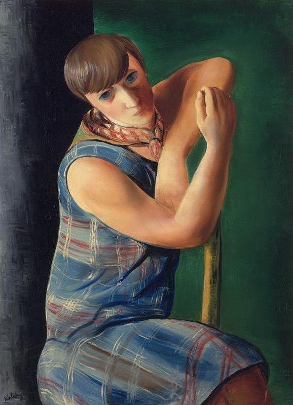 Moise Kisling - Renee Kisling (1928)