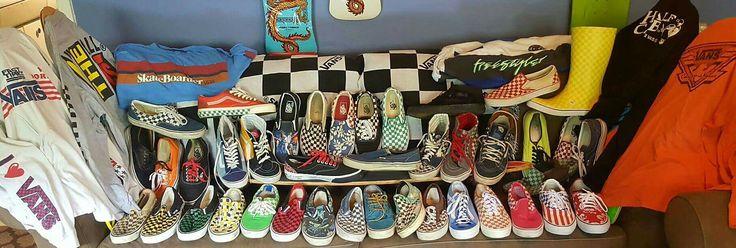 Vans skateboard bmx shoes