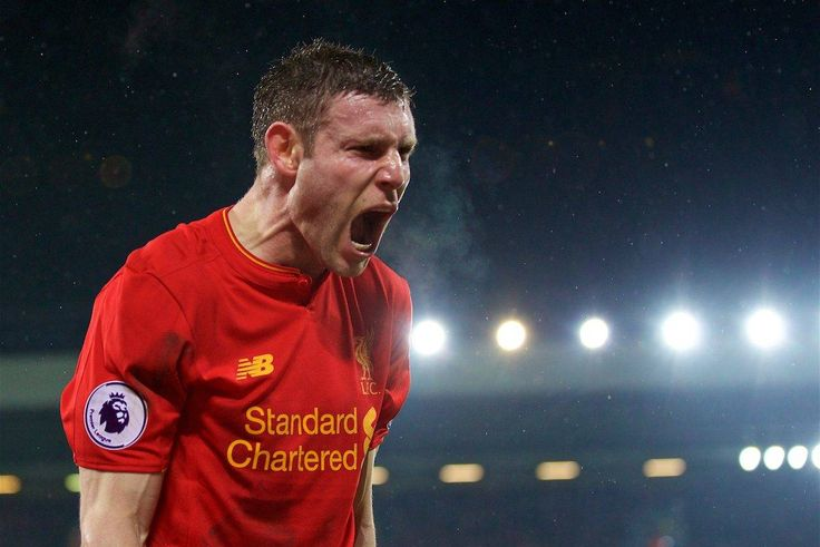 James Milner admits there's been times he hasn't enjoyed left-back role