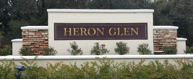 Heron Glen subdivision in the FishHawk Ranch community located in Lithia, Florida. FishHawk Ranch homes for sale and FishHawk Ranch real estate.