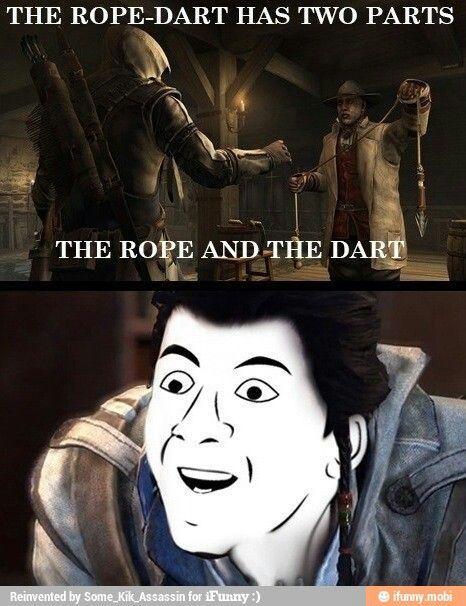 Funny assassins creed