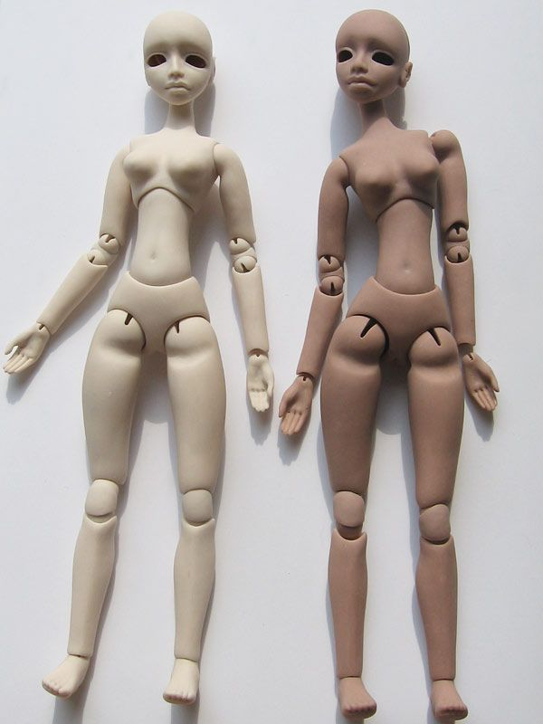 Jointed doll molds. Tutorial.