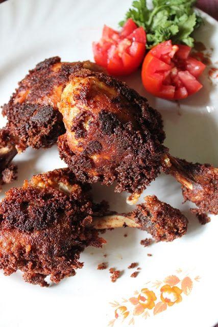 fried chicken drumsticks recipe by chef zakir play