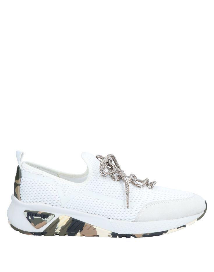 79313c156a8674  Yoox  DIESEL  Schuhe  Sneaker  Tennisschuhe  DIESEL  Herren  Low  Sneakers   Tennisschuhe10  weiß  mode  ootd  outfit  fashion  style  onli…