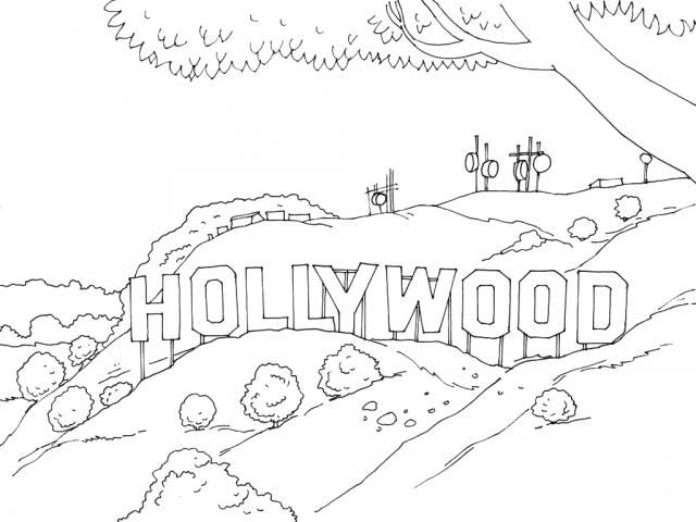 movie theme coloring pages - photo#48
