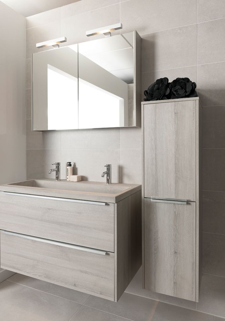 Badkamer naos grando keukens bad zaandam kleine badkamer ideeen pinterest for Plan kleine badkamer