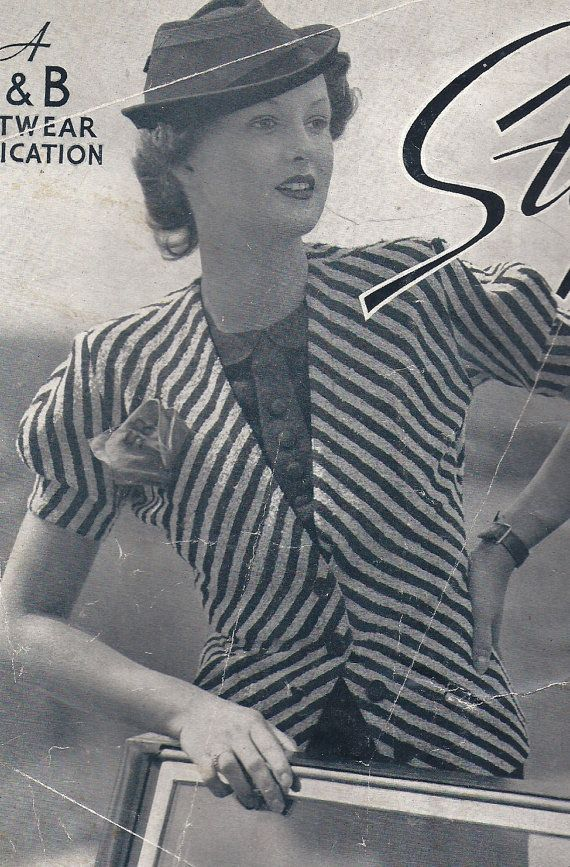 17+ best images about Vintage Knitting and Crochet Patterns on Pinterest Fa...