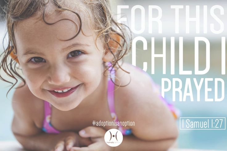 """""""I prayed for this child, and the LORD has granted me what I asked of him."""" 1 Samuel 1:27  Here is one woman's story of becoming an adoptive mother. http://adoption.com/our-placement-story/  #adoptionisanoption #adopt #gift"""