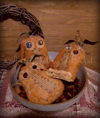 PatternMart.com ::. PatternMart: Frost On The Pumpkin Bowl Fillers