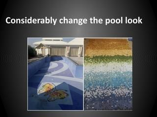 Considerably change the pool look  Swimming pools tiles design at Pune strongly believe the best way to decide what you need is to see our mosaic tiles in an outdoor or inside setting.