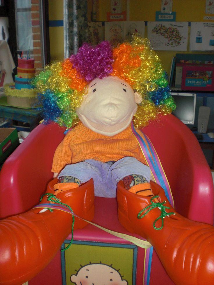 Carnaval: Gekke haren dag!