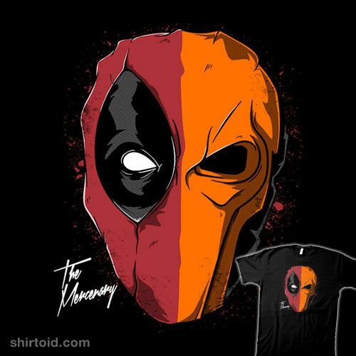 Daft Mercenary #comic #comics #daftpunk #dccomics #deadpool #deathstroke #film…