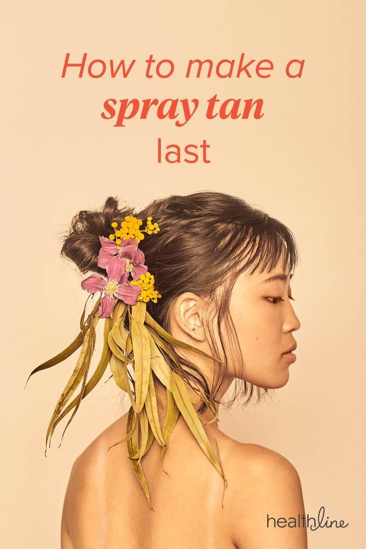17 Ways to Make Your Spray Tan Last Spray tan after care