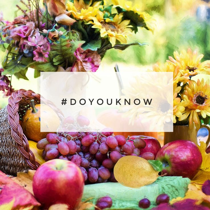 #DoYouKnow 🍁🍽Thanksgiving by the numbers: fast facts about Turkey Day 🦃 The average American consumes 4,500 calories for Thanksgiving 🦃 46 million turkeys🦃🦃🦃 are eaten during Thanksgiving week 🦃 80 million pounds of cranberries are eaten during Thanksgiving weekend 🦃 The average cost for feast for 10 is $49,87 🦃 151 million Americans shop in-store or online Thanksgiving weekend, spending an average of $299,60 each 🦃 48,7 million Americans travel for the holiday