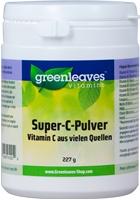 Super-C® Pulver 227 g  • Vitamin C aus vielen Quellen  • Immunsystem  • Blutgefässe  • Knochen, Knorpeln, Zähne und Zahnfleische
