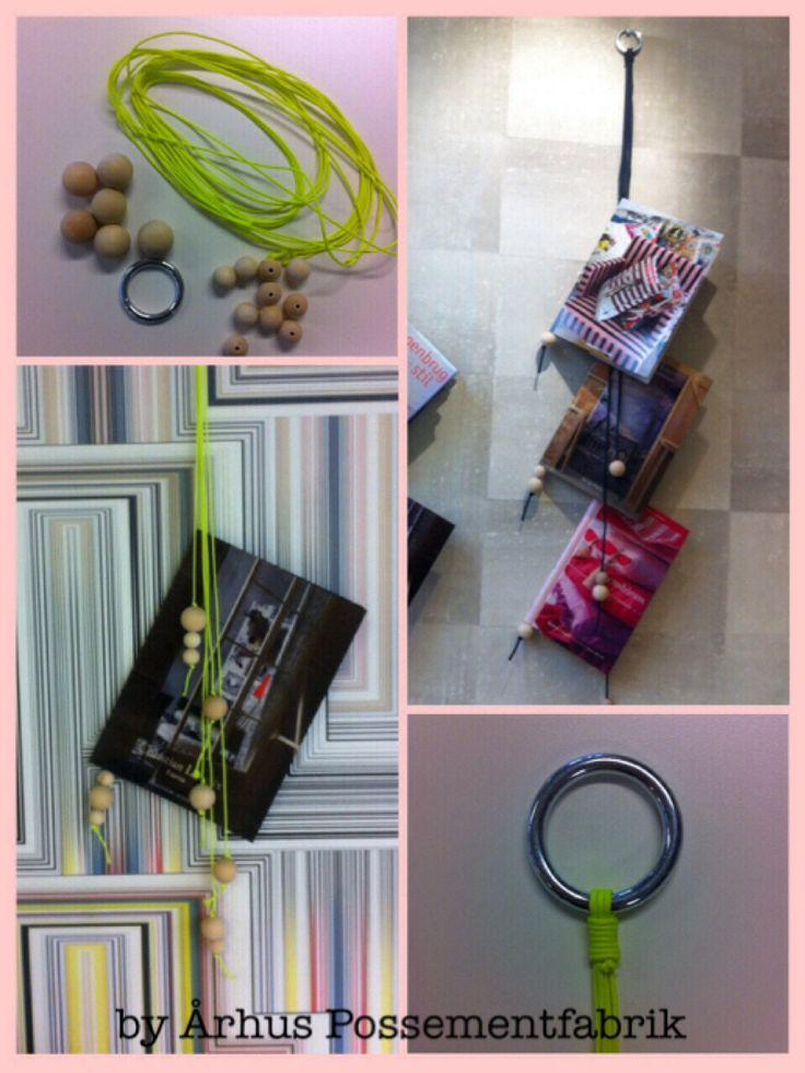 Cool DIY magasin holder!!!