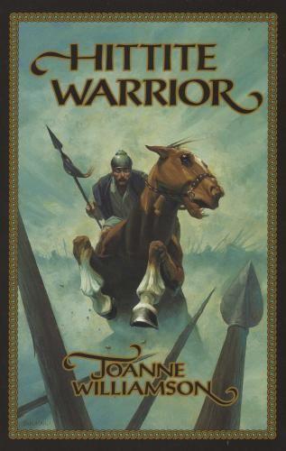 978-1-883937-38-6 Hittite Warrior