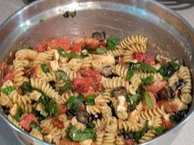 Magnolia Cooks: Ina Garten's Pasta Salad