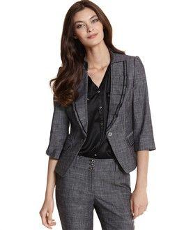 17 Best ideas about Womens Dress Suits on Pinterest | Skirt suits ...