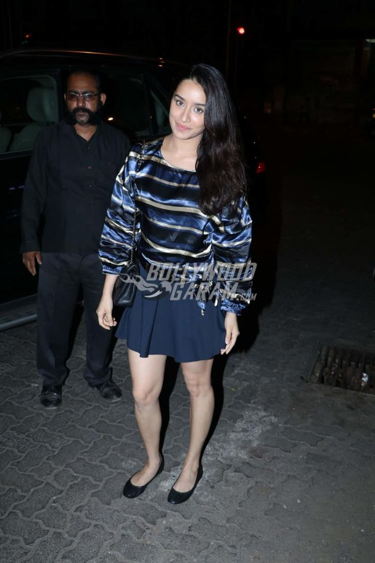 Shraddha Kapoor and Ekta Kapoor dinner date