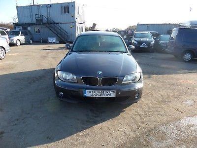 eBay: 2007 BMW 118D SE 2.0 DIESEL 6 SPEED MANUAL DAMAGED REPAIRABLE SALVAGE #carparts #carrepair