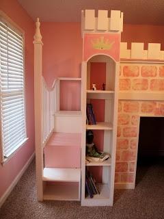 Castle Loft Bed Kylie Bedroom Inspiration Pinterest