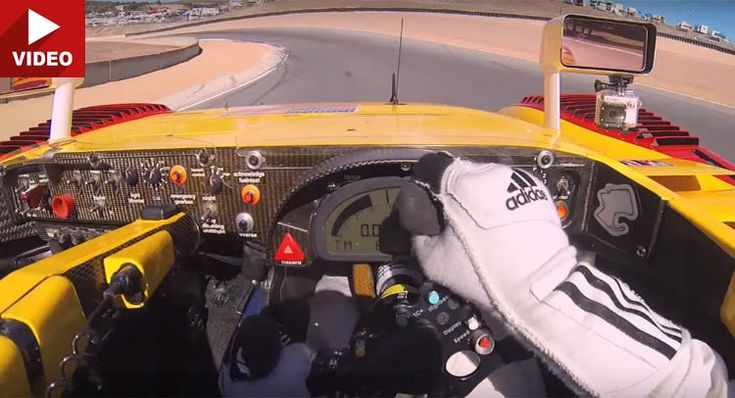 Check Out These POV In 20 Porsche Models At Mazda Raceway Laguna Seca http://www.carscoops.com/2015/12/pov-in-20-porsche-models-at-mazda.html
