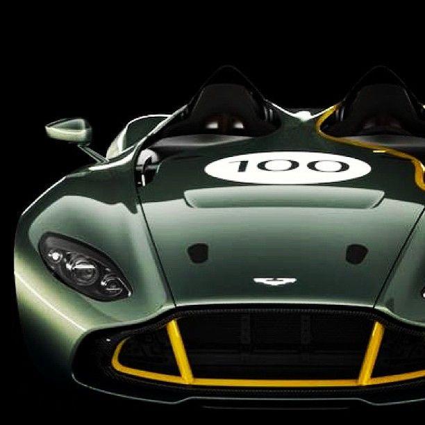 Majestic Aston Martin CC100  #RePin by AT Social Media Marketing - Pinterest Marketing Specialists ATSocialMedia.co.uk