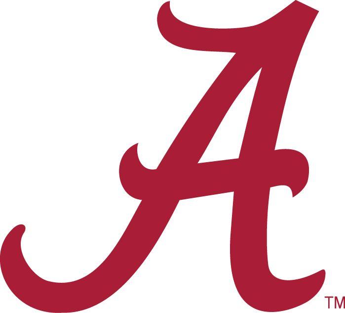 alabama crimson tide secondary logo  2001  logo sport Alabama Crimson Tide Logos Alabama Logo Clip Art