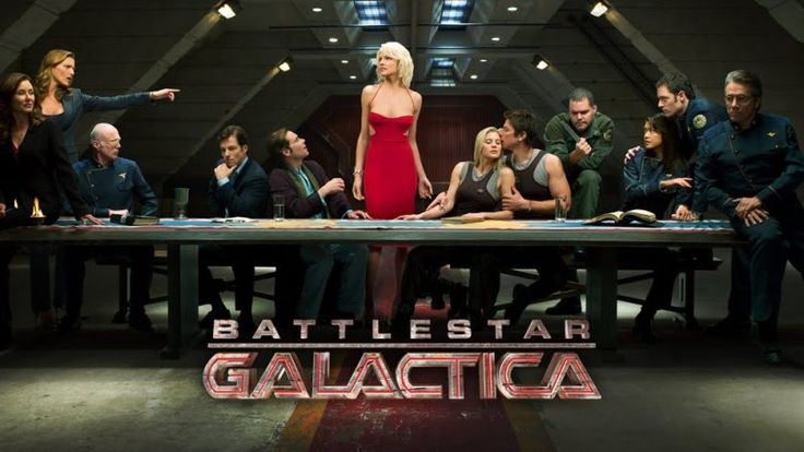 Syfys Battlestar Galactica to reunite at San Diego Comic-Con