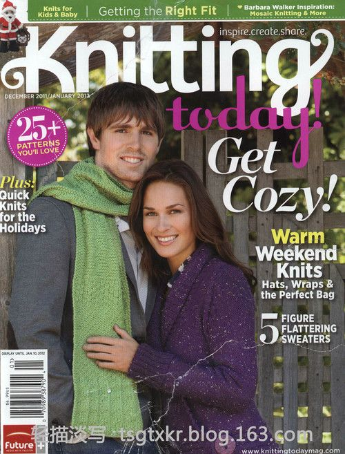 Knitting Today! - December 2011January 2012